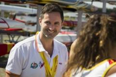 Mundial Piraguismo 2017 - Ekaitz Saies - Director Tecnico