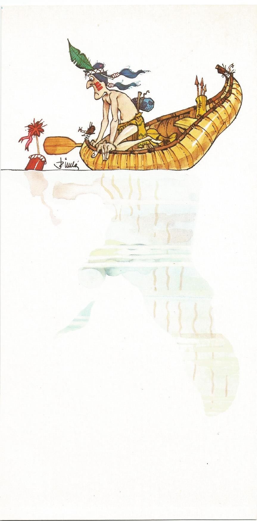 CHRISTMAS RFEP 1985 ANVERSO