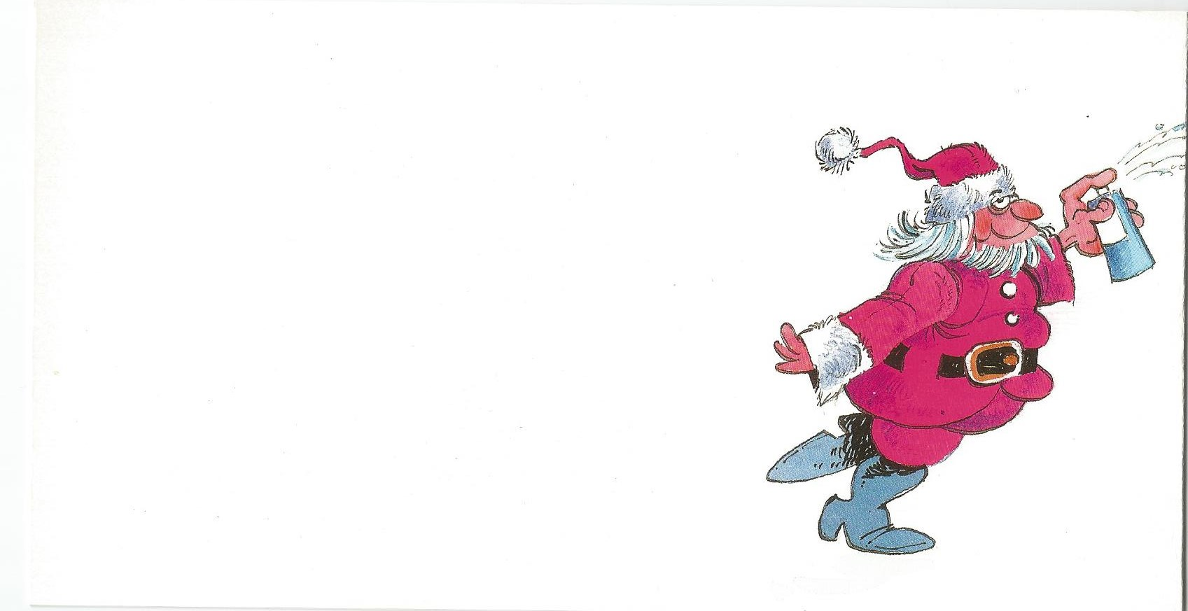 CHRISTMAS RFEP 1991 ANVERSO 2