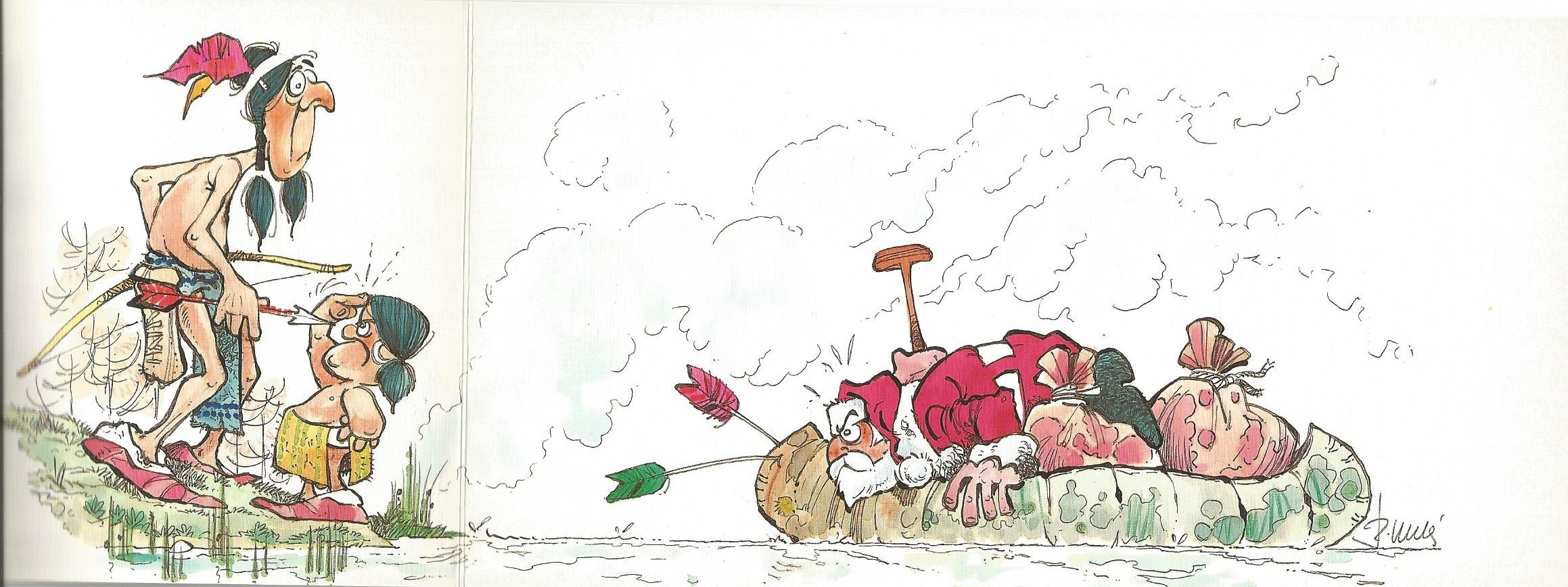 CHRISTMAS RFEP 1993 ANVERSO