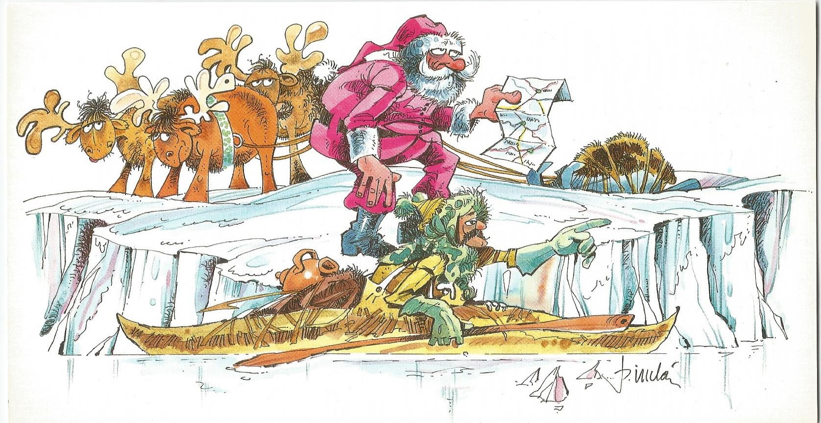 CHRISTMAS RFEP 1998 ANVERSO