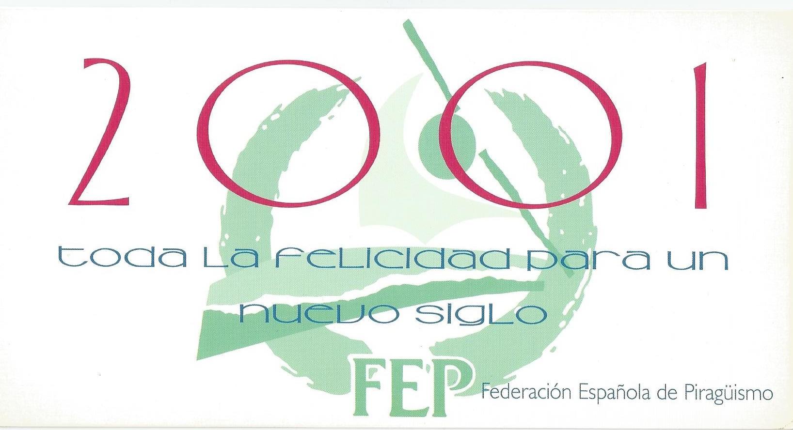 CHRISTMAS RFEP 2000 REVERSO