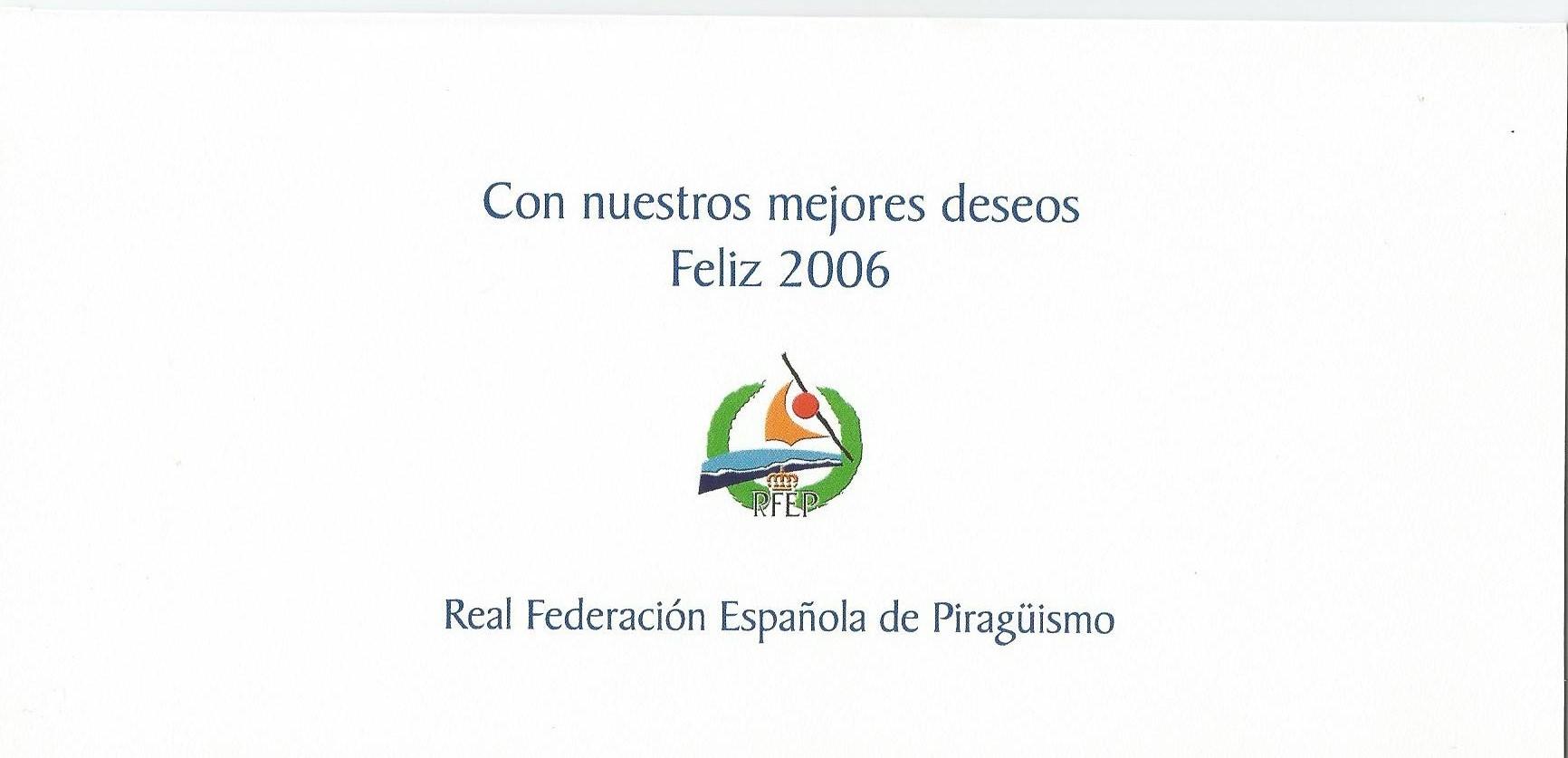 CHRISTMAS RFEP 2005 REVERSO
