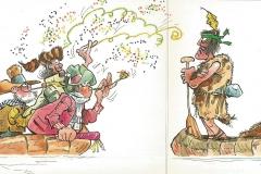 CHRISTMAS RFEP 1992 ANVERSO