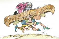 CHRISTMAS RFEP 1996 ANVERSO