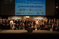 Gala Nacional del Piragüismo 2017