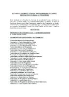 ACTA ASAMBLEA EXTRAORDINARIA DE 16 DE DICIEMBRE DE 2012