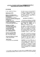 ACTA CONSULTA ONLINE A COMISIÓN DELEGADA DE 9 DE ENERO 2016