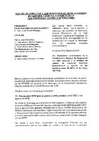 ACTA CONSULTAS COMISIÓN DE AUDITORIA Y CONTROL ECONÓMICO 2016