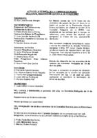 ACTA DE COMISIÓN DELEGADA 25:08:2012