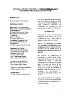ACTA DE CONSULTA ONLINE DE COMISIÓN DELEGADA DE 27 DE DICIEMBRE 2017