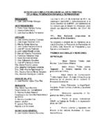 ACTA DE CONSULTAS ONLINE A JUNTA DIRECTIVA DEL MES DE DICIEMBRE-17
