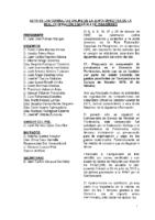 ACTA DE CONSULTAS ONLINE A JUNTA DIRECTIVA DEL MES DE FEBRERO 2017