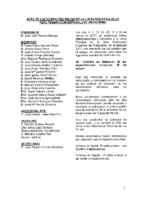 ACTA DE CONSULTAS ONLINE A JUNTA DIRECTIVA DEL MES DE MARZO 2017