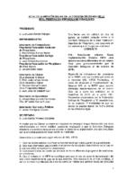 ACTA DE CONSULTAS ONLINE A LA COMISIÓN DELEGADA DE LA RFEP 1 OCT 2015