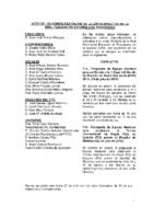 ACTA DE CONSULTAS ONLINE A LA JD DEL MES DE JULIO y AGOSTO 2016