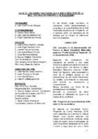 ACTA DE CONSULTAS ONLINE A LA JD DEL MES DE NOVIEMBRE DE 2015