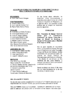 ACTA DE CONSULTAS ONLINE A LA JUNTA DIRECTIVA MAYO 2016