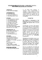 ACTA DE CONSULTAS ONLINE DE LA JUNTA DIRECTIVA EN JULIO 2015