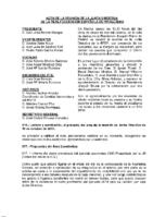 ACTA DE JUNTA DIRECTIVA DE 11 DE ENERO DE 2014