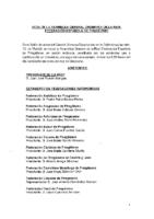 ACTA DE LA ASAMBLEA GENERAL ORDINARIA DE LA REFEP DE 28 DE ENERO DE 2018