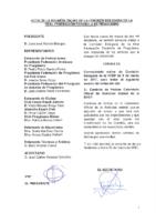 ACTA DE LA CONSULTA A COMISIÓN DELEGADA DE 9 DE MARZO 2017