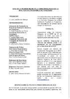 ACTA DE LA CONSULTA ONLINE Nº 24:2018 DE LA COMISIÓN DELEGADA DE LA RFEP 20 DIC 2018