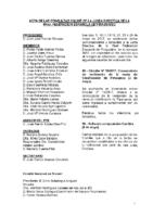 ACTA DE LAS CONSULTAS A JUNTA DIRECTIVA DEL MES DE MAYO 2017
