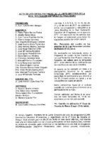 ACTA DE LAS CONSULTAS A JUNTA DIRECTIVA DEL MES JUNIO 2017
