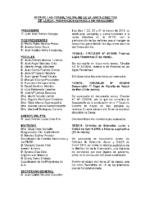 ACTA DE LAS CONSULTAS ONLINE A JUNTA DIRECTIVA DEL MES DE MARZO-18