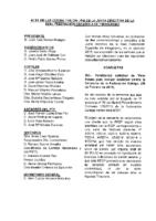 ACTA DE LAS CONSULTAS ONLINE DE LA JD DE LA RFEP 24 MARZO 2015