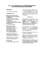 Acta Consultas Online de la Comisión Delegada del 18:02:2015