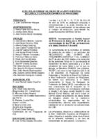 Acta consultas e informaciones online a Junta Directiva del mes de abril-19