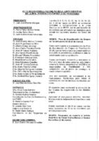 Acta de las consultas e informaciones online a Junta Directiva del mes de marzo-19