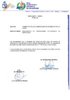 CILCULAR AE Nº 15:2018 DE 12 DE JULIO. CAMBIO DE FECHAS CTO. ESPAÑA DE ESTILO LIBRE