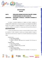 CIRCULAR DT Nº 14:2019 DE 25 DE JUNIO- INFORMACIÓN CAMPEONATO DE EUROPA DE MARATÓN A CELEBRAR EN DECIZE (FRANCIA) DEL 25 AL 28 DE JULIO DEL 2019