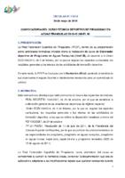 CIRCULAR ENEP Nº 7:2018 CONVOCATORIA DEL CURSO TÉCNICO DEP. DE PIRAG. EN AGUAS TRANQUILAS 2018-19 NIVEL III