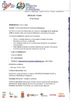 CIRCULAR Nº 6:2019 CONVOCATORIA MESA DE CLASIFICACIÓN DE PARACANOE EN ARANJUEZ