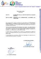 CIRCULAR Nº 7:2019, DE FECHA 12 DE MARZO. SUSPENSIÓN 2ª COPA DE ESPAÑA DE SLALOM OLÍMPICO