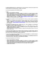 CONFEDERACIÓN HIDROGRÁFICA DEL GUADIANA – Información Adicional