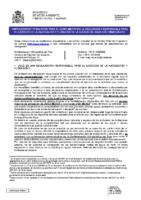 CONFEDERACIÓN HIDROGRÁFICA DEL TAJO – Información Adicional