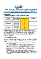 Criterios Estilo Libre 2015