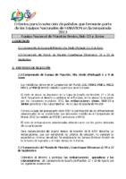 Criterios de Selección de Maratón 2013