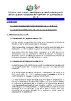 Criterios de Seleccion E_ N_ Maraton RFEP 2014