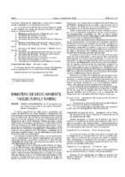 Instrucción sobre Planificación Hidrológica ARM 2656:2008