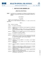 Ley 25:2009 («Ómnibus»)