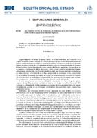 Ley Orgánica 3:2013, de 20 de junio, de protección de la salud del deportista y lucha contra el dopaje en la actividad deportiva (actualizado a 24 de junio de 2013)