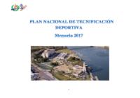 Memoria PNTD 2017