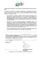 Normativa de Publicidad en el Vestuario oficial RFEP 2014