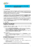 Plan General Nacional de Tecnificación Deportiva de Piragüismo 2018